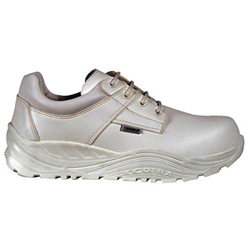 Cofra tokui S3CI SRC–zapatos de seguridad talla 42color blanco
