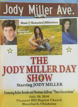 The Jody Miller Day Show