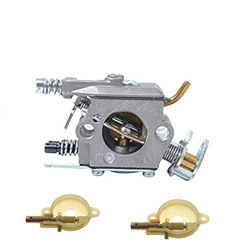 Leeyu Replacement Carburetor Kit Oil Pump for Husqvarna for sale  Delivered anywhere in USA