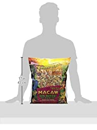 F.M. Brown\'s Tropical Carnival Macaw Food, 14-Pound