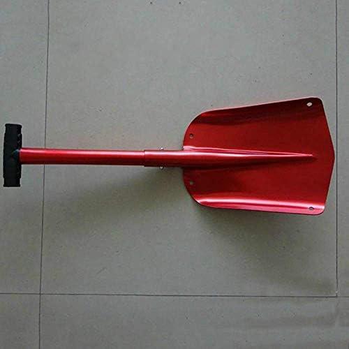 Red Basic Shovel