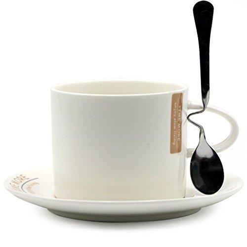 white coffee mugs set of 8 - 9
