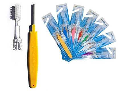 Cepillo de dientes iónico Soladey