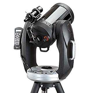Collecting Power 843X, Telescope Refractor Telescope Scope, Multi-Layer Green Film, Focal Length 2032Mm, Equatorial Ritual North-South Hemisphere Tracking
