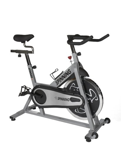spinner fit authentic indoor cycle by mad dogg spin bike with four spinning dvds buy online. Black Bedroom Furniture Sets. Home Design Ideas