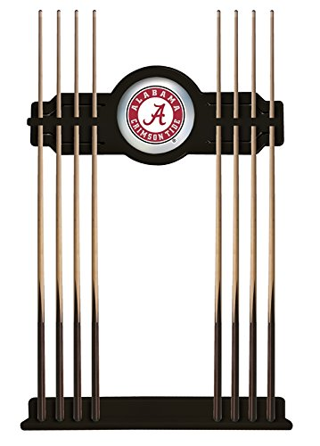 Holland Bar Stool Co. Alabama Cue Rack in Black Finish