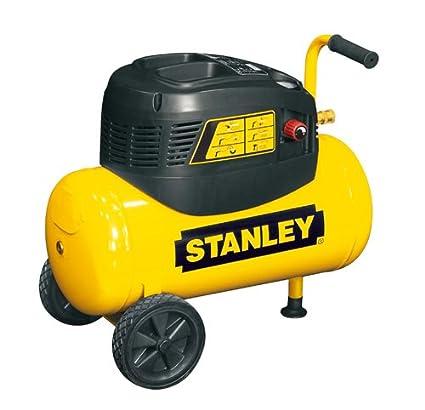 Stanley aire comprimido - compresor 24 L, 10 bar, 1830: Amazon.es ...