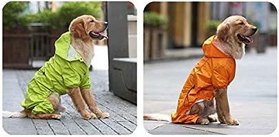 Lopbinte Gabardina para Perros Grandes Ropa para Perro ...