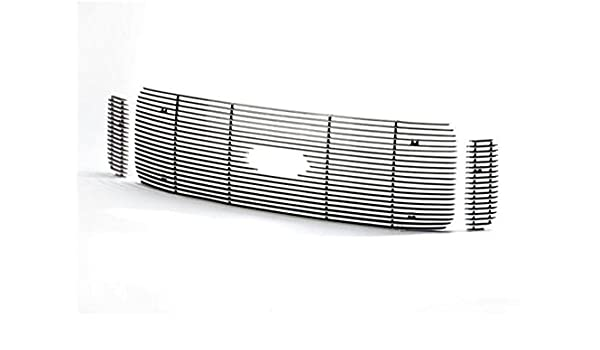 Putco 71130 Shadow Mirror Polished Aluminum Grille