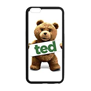 iPhone 6 Plus Case, [Ted] iPhone 6 Plus (5.5) Case Custom Durable Case Cover for iPhone6 TPU case(Laser Technology) by runtopwell