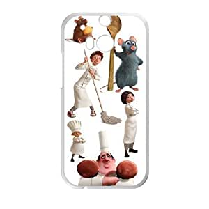 HTC One M8 phone cases White Ratatouille cell phone cases Beautiful gifts UREN2424947