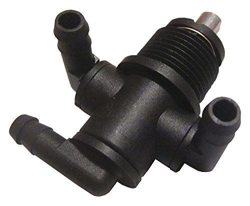 Polaris Sportsman 335 400 500 600 700 - 3 Way Fuel Shutoff Valve - (Quad Polaris 500)