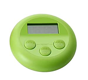 IKEA- STÄM Kitchen digital Timer, A variety of colors to choose from (green)