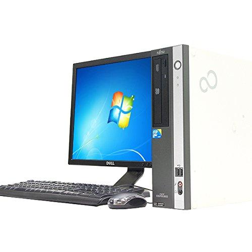 【2019正規激安】 中古 Windows7Pro搭載 Windows7Pro 富士通デスクトップ 富士通 FMV-D5290 2GBメモリ Core2DuoE7500 Core2DuoE7500 17インチ液晶 2GBメモリ DVD-ROM スピーカー付属 Windows7Pro KingosftOffice2012 B009DSNBRE, カスタムライフ:c95eb031 --- arianechie.dominiotemporario.com