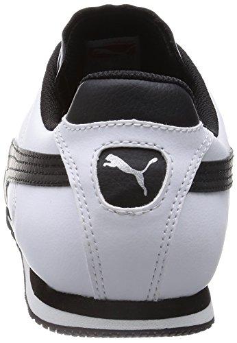 Puma Puma Mexico Mu, Herren Fußballschuhe Training Schwarz (White/Black)