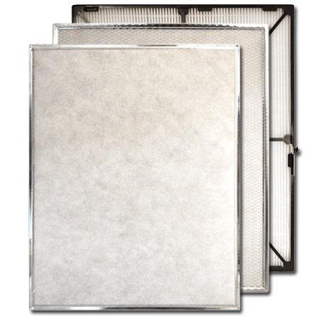 Broan ACCGSFHP2 Air Purifier HEPA Filter Kit (2 Pre-Filters & 1 HEPA) by Broan