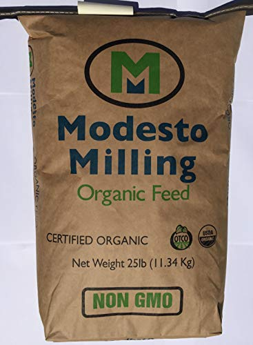Modesto Milling Organic, Non GMO Horse Supplement Pellets, 25 lbs; Item# 5621