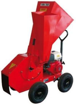 Caravaggi Triturador térmico Bio 150H, Honda GX390 pro, diámetro de 9cm