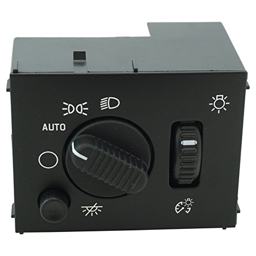 (Headlight & Dome Light Dimmer Switch for Silverado Sierra Tahoe Yukon Avalanche Escalade NEW)