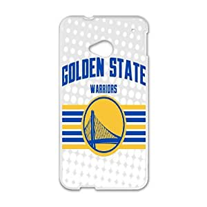 DIY phone case Golden State Warriors skin cover For HTC One M7 SQ742322