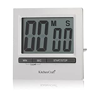 Generic Kitchen Craft Large Display Digital Countdown Timer