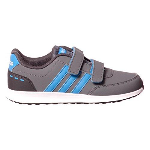 adidas Vs Switch 2 CMF C, Zapatillas de Deporte Unisex Niños Gris (Gricin / Azusol / Neguti)