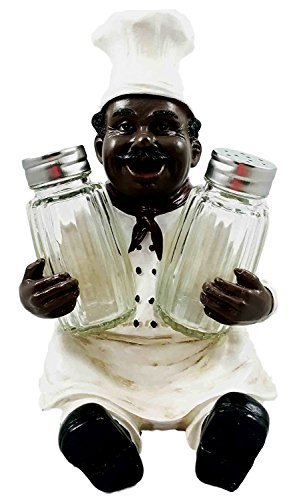 Bistro Pepper Shaker Holder Figurine product image