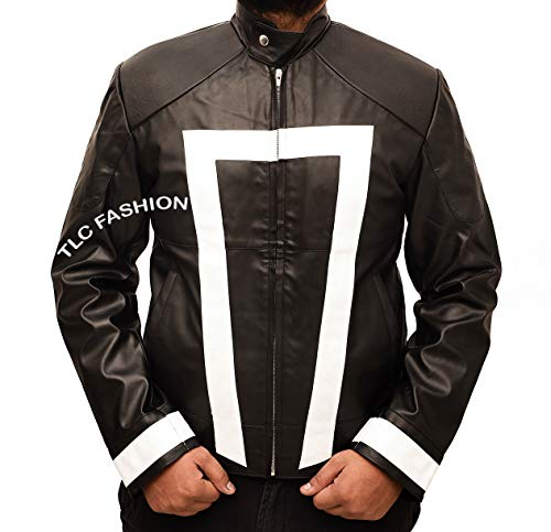 Agents of Shield Ghost Rider Jacket - Gabriel Luna Ghost Rider Costume Jacket ()