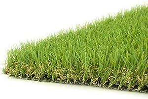 2m x 2m // 6ft 6 x 6ft 6 247Floors Ceronda 30mm Realistic Artificial Grass Natural Look Lawn Turf 2m 4m Wide