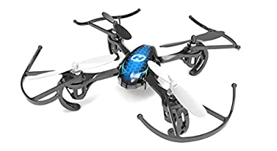 Holy Stone HS170 Predator Mini RC Helicopter Drone 2.4Ghz 6-Axis Gyro 4 Channels Quadcopter Good Choice for Drone Training from Holy Stone