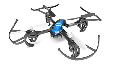 Holy Stone HS170 Predator Mini RC Helicopter Drone 2.4Ghz 6-Axis Gyro 4 Channels Quadcopter Good Choice for Drone Training (7 Channel System)