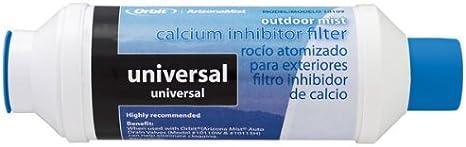 Orbit 10109W Misting Calcium Inhibitor Filter 1
