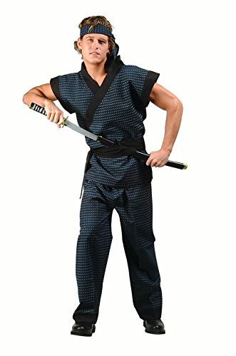 Samurai Plaid Costumes (Samurai - Plaid Design Size (36-38) Costume)