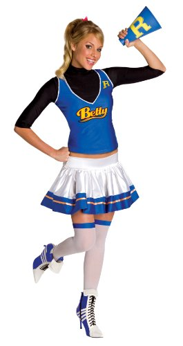 Secret Wishes  Womens Betty Costume, Blue/White, Medium]()