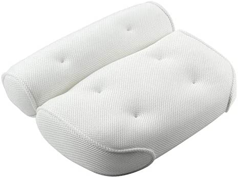 Non-Slip Spa Extra Large Bath Pillow Cushion for Tub Head Neck Shoulder Support