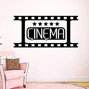 wukongsun Película de Pared de Cine Vintage Tira de película ...