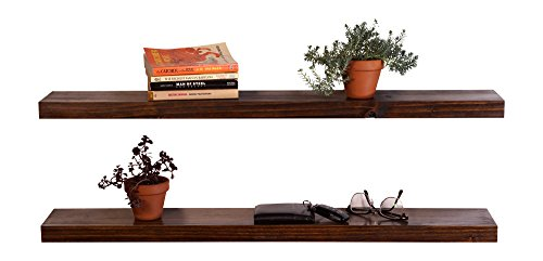 Miraculous The 10 Best Floating Shelves Best Image Libraries Barepthycampuscom