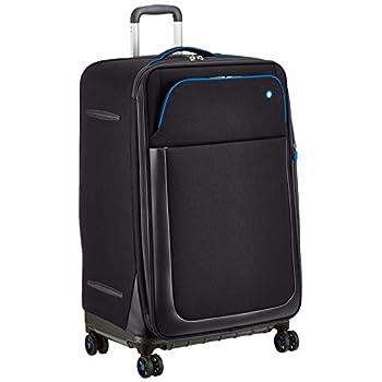 Image of ABISTAB Verage Ark 77/28 Hand Luggage, 77 cm, 127 liters, Black (Schwarz)