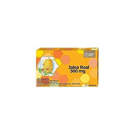 ARKO JALEA REAL FRESCA 500 MG 20 AMP: Amazon.es: Salud y cuidado personal