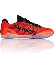 Salming Hawk Indoor Handballschuhe Hallenschuhe Rot/Schwarz