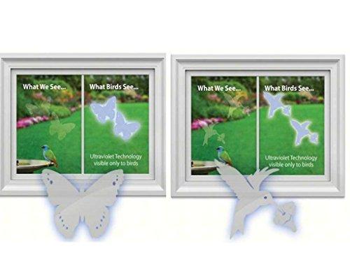 window bird decals - 6