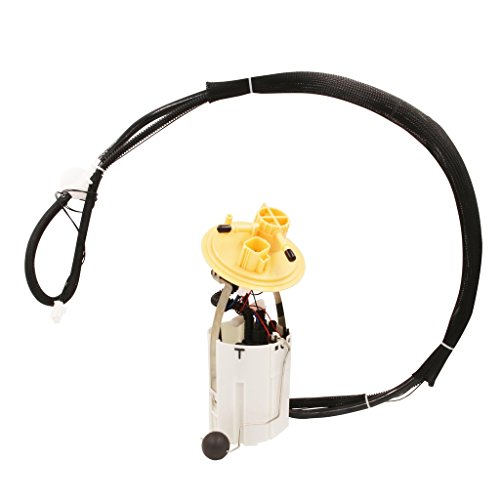 VioGi New Electric Intank Fuel Pump Module Assembly w/Level Sensor Sending Unit For Volvo 03-04 V70/S60/XC70/S80/XC90 & 05-06 S80 T6/T6 Premier & 05 XC90 T6/T6 Premier/XC90 2.5T 2.9L L6 - Volvo Level