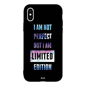 iPhone XS I Am Not Perfect But I Am Limited Edition