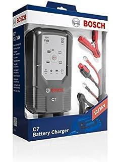 FOXSUR 12V 20A Cargador de batería inteligente de 7 etapas ...