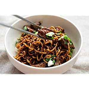 Parasite Noodles Ram-don Jjapaguri Chapagetti and Neoguri Combination 3 Pack Each Korean Ramen Black Bean Noodles in a…