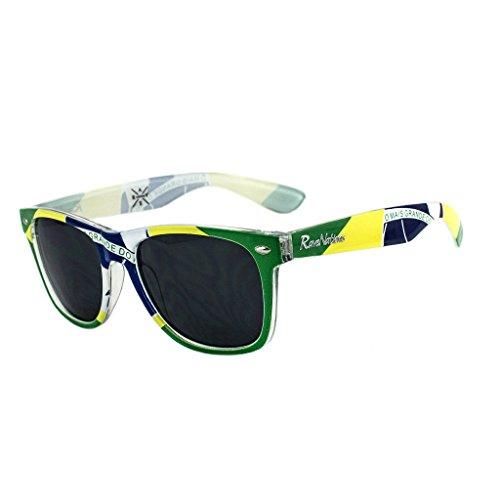 Rave Nations - Brazil - Sunglasses Brazil