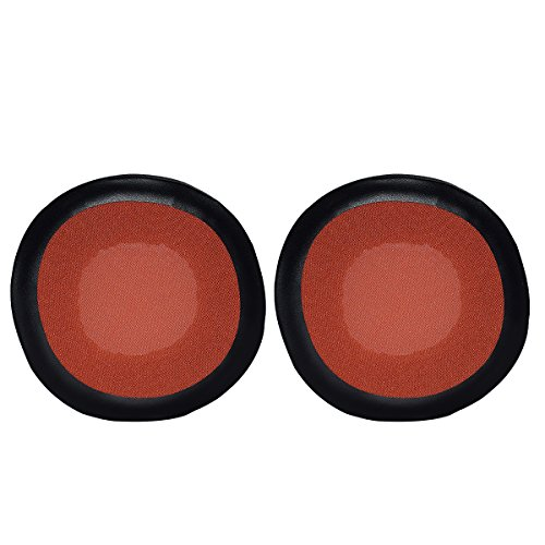 Replacement Ear Pad Earpad Cushion Cover for Razer Kraken Pro Gaming Headphone (Orange)