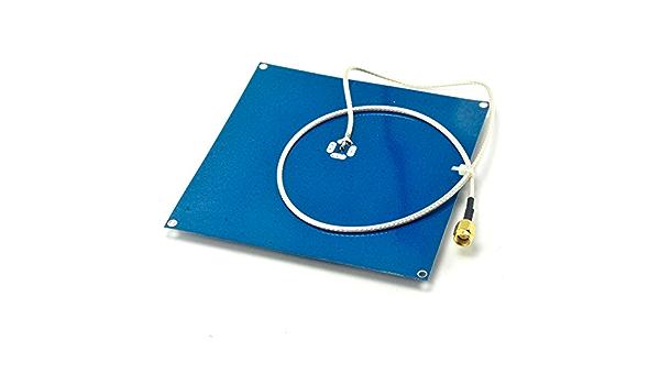 UHF RFID 5dBi antena de cerámica 920 mhz-925mhz lector ...