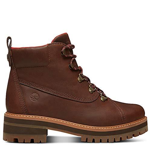 Timberland Boot Hiker Courmayeur Brown Women's Valley rwI8rq