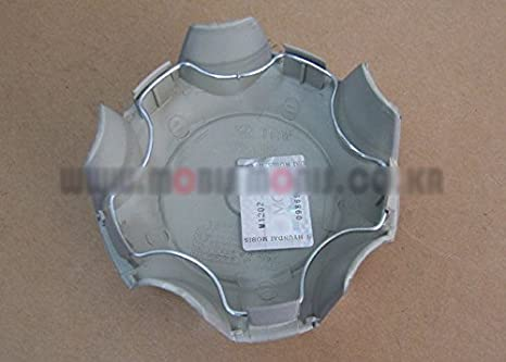 Amazon.com: Hyundai Motors OEM Genuine 5296026200 Center Wheel Cap Cover 4-pc Set For 2001 2002 2003 2004 2005 2006 Hyundai Santa Fe: Automotive